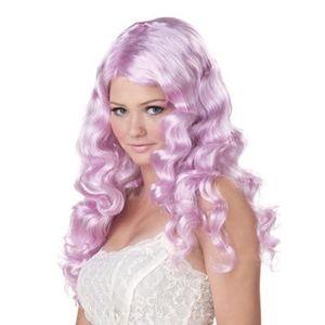 Lavender Adult Wig